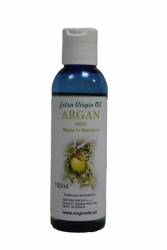 Argan oil -100% Extra virgin, 150ml, ORGANIC